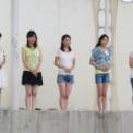 2014年湘南江の島 海の女王&海の王子コンテスト その13(海の女王2014候補者・1~5番)