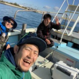 『木曜恒例の朝練。青物好調な武庫川一文字でノマセ釣りをした話。』の画像