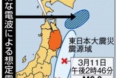 東北大地震が今後50年で起きる確率・・・・・・「0%」