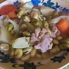 『そら豆のスープ煮と秘めた思い。』の画像