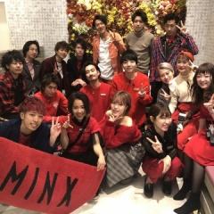 バレンタインDAY☆MINX銀座二丁目店プチイベント