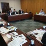『現時点でのまとめ -品川区の議会改革を視察して-』の画像