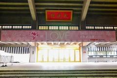 指Pが発注した『=LOVE 武道館コンサート』の看板がちゃんとカワイイ!
