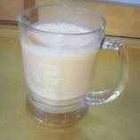 『朝一番の豆乳ジュース』の画像