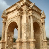 『行った気になる世界遺産 レプティス・マグナの考古遺跡』の画像