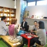 『今回のランチdeマッチングは、太見さん、細野さん、高橋さん!』の画像