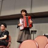 『スペース・ゼロで公演中のこんにゃく座新作での湯田亜希のピアノ』の画像