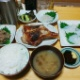 【画像】オジサン定食見て!