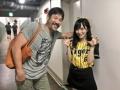 【悲報】元阪神タイガースのエース下柳さん。AKB48の山本彩さんを目の前にデレデレする…(画像あり)
