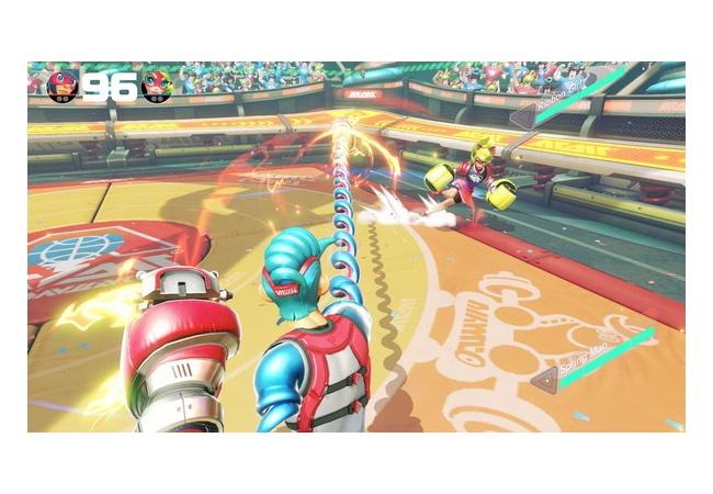 ARMS、マリオカート8DXやってる人いる?まだマッチングする?