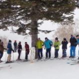 『妙高シニアスキーキャンプ』の画像