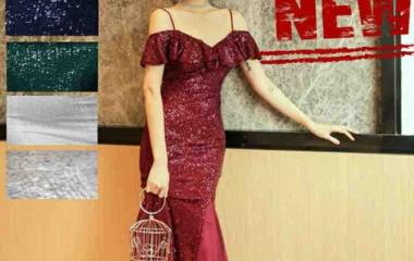『ドレス選びで迷ったら、是非当店をご利用ください』の画像
