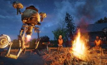 パブリックイベント:Campfire Tales