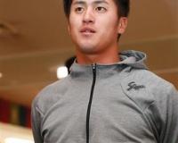 【阪神】板山 オフは西武・秋山と自主トレ「どういう考えで打っているのか聞きたい」