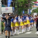 2015年横浜開港記念みなと祭国際仮装行列第63回ザよこはまパレード その68(横浜市立金沢高等学校バトントワリング部WINNERS)