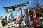 もうすぐお正月。住吉神社の『初詣ポスター』が、なかなかユニーク!