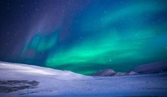 【動画】ノルウェー上空に現れた謎の光と雲の正体がこちら