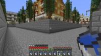 近代ヨーロピアンな建物づくり 注水、そして完成へ