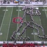 『【海外】マイケル・ジャクソン・トリビュート! 2013年オハイオ州立大学『ハーフタイムショー』フルショー動画です!』の画像