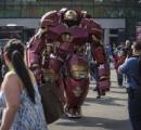 ニューヨークのコミックフェスティバルに登場したアイアンマンのクオリティが高すぎると話題に