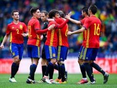 【 スペイン×韓国 】試合終了!6-1でスペイン圧勝!【 全ゴール動画 】