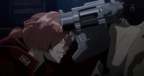 【ノー・ガンズ・ライフ】第11話 感想 危ない奴に唾つけられた!