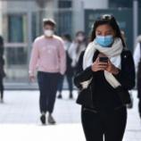 『【香港最新情報】「今後1週間は寒波続く、冬支度をしっかりと」』の画像