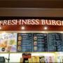期間限定麻辣チキンバーガー【FreshnessBurger】