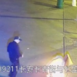 【動画】中国、男がベンチで寝ているホームレスに着火!さらに目撃者のふりをする! [海外]