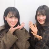『『らじらー!サンデー』本日出演の桃ちゃんとレイちゃんの2ショットが3枚到着です!!【乃木坂46】』の画像