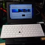 『2万円で投げ売りのキングジム PORTABOOK XMC10を買ったので、レビューする。【キングジムの折りたためるノートパソコン】』の画像