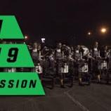 『【WGI】ドラム大会ロット! 2019年リズムX『イン・ザ・ロット』大会本番前動画です!』の画像