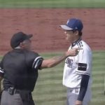 【動画】豪州、ウインターリーグで死球当てた韓国人投手が逆ギレ!悪態!ツバ吐く! [海外]