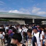 『【乃木坂46】もはや社会現象!『全ツ@大阪』物販列は午前中から大混雑の模様・・・』の画像