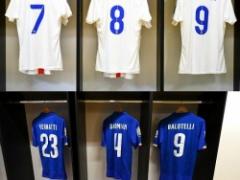 【W杯】イタリアvs イングランド スタメン発表!