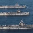 米空母、感染拡大で機能不全に…エスパー国防長官「即応能力懸念ない」と強調!