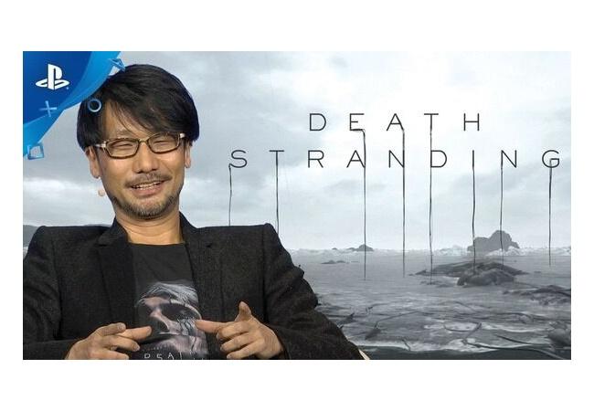 小島監督「次回作が既に始動。すごいものを思いついた。圧倒的に新しい作品を作る。映画も作る」