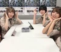【欅坂46】『黒い羊』発売記念SHOWROOMにまさかのてち!にっこにこでよかった!