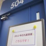 『2012年の九星別運レポート』の画像