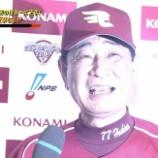 『【野球】日本シリーズ第5戦 G2-4E[10/31] 楽天が日本一に王手!10回銀次2適時打目は決勝打!AJトドメ打! 巨人村田1発2打点も及ばず』の画像