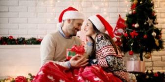 【旦那大好き】結婚して初めてのクリスマス!専業主婦だからお金かけれ無いけど、暖かいルームウェア喜んでくれるかな