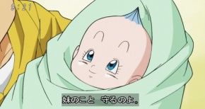 【ドラゴンボール超】第83話 感想 驚きの出産方法