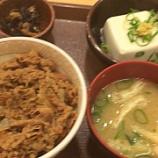 『すき屋の牛丼!健康セット!【株主優待】』の画像