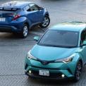 デザイン性ばかりに話題が集中するCH-Rだけど実燃費も優れた注目のSUVなのだ!――SUV3台+プリウスで実燃費テスト
