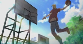 【あひるの空】第3話 感想 女子の前でパンツ一丁でバスケ
