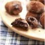 【レシピ】コンビニみたいな チョコチップもちもちパン。と 連絡。