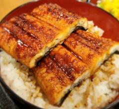 婦中町『ファボーレ』内にオープンしたうな丼チェーン店『名代 宇奈とと ファボーレ富山店』で『うな丼ダブル サラダセット』と『ひつまぶし(竹)』食べてみた。