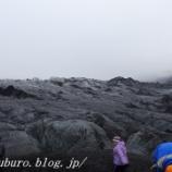 『アイスランド旅行記15 黒と白と灰色の世界!ソゥルヘイマル氷河トレッキングツアー(中編)』の画像