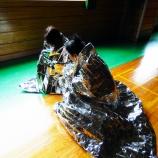 『住民避難シリーズNo.8「避難所での過ごし方(防寒対策)」』の画像