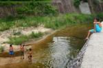 私市水辺プラザは最近、お子たちの水遊びスポットになってる!~インサイト交野No.91~